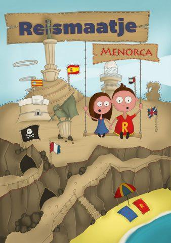 reisgids menorca: reismaatje Menorca