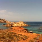 stranden menorca: cala pregonda