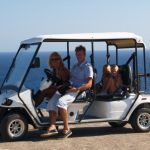 golf car la mola mahon menorca