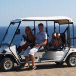 golf car la mola mahon menorca