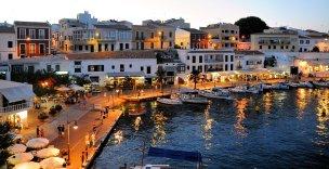 Menorca plaatsen Es Castell