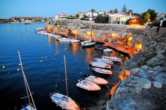 Menorca plaatsen: Es Castell