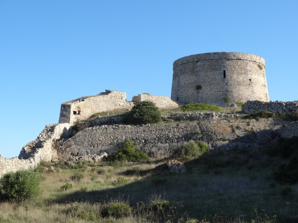 torre fort marlborough menorca
