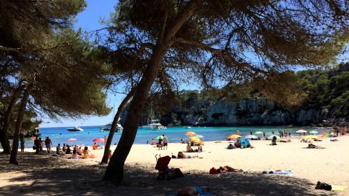 het beste strand van Europa Cala Maccarella & Cala Maccarelita