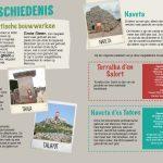 reismaatje menorca megalitische bouwwerken