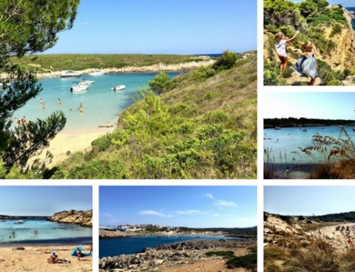 Menorca Plaatsen en Stranden: Arenal de Son Parc