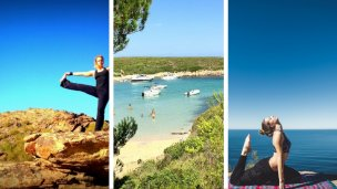 Yoga & Qigong retreat op Menorca 22 t/m 27 september