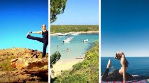 yoga & qigong retreat Menorca
