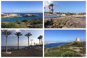 s' Algar Menorca, vakantie Menorca