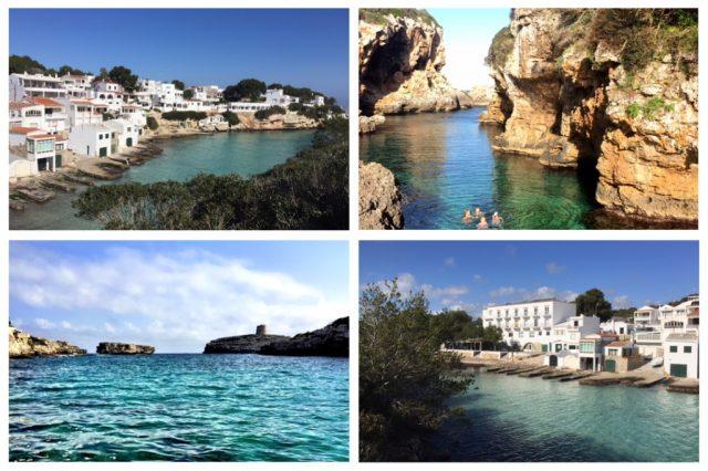 Alcaulfar Cala Rafalet Menorca vakantie Menorca
