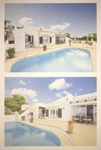 huis Menorca Binibeca