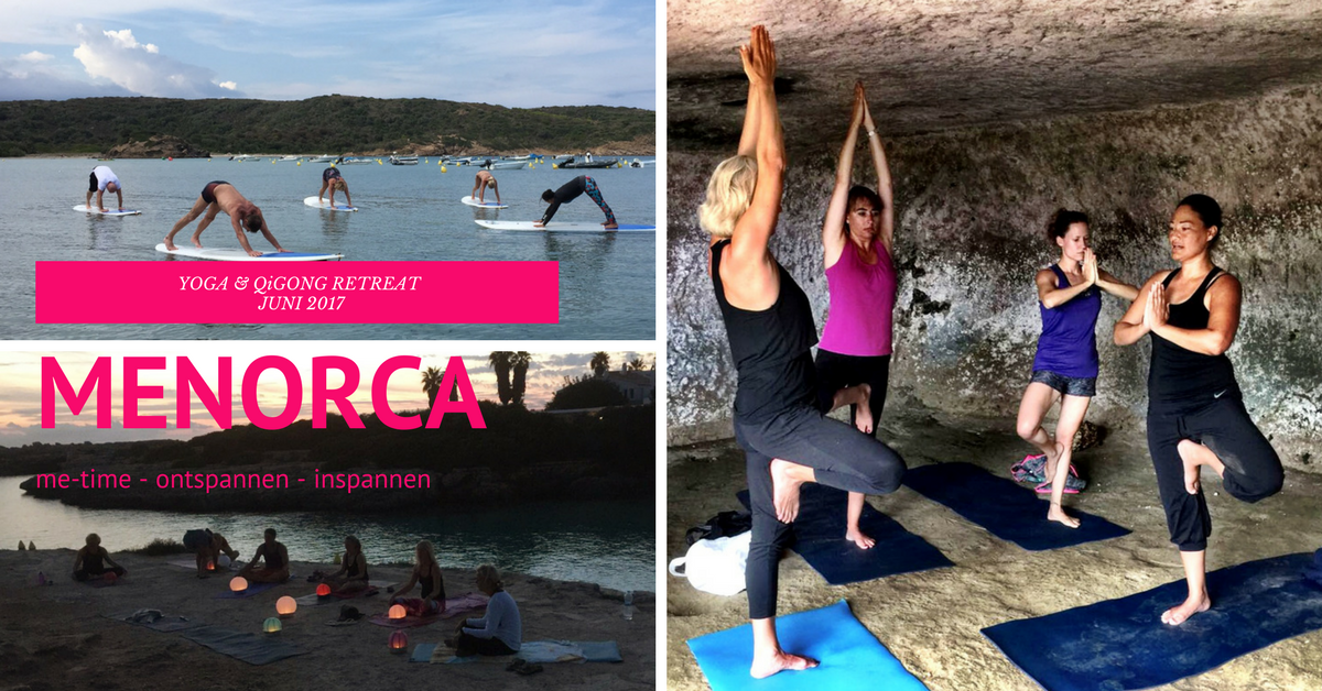 Menorca, Yoga & Qigong vakantie