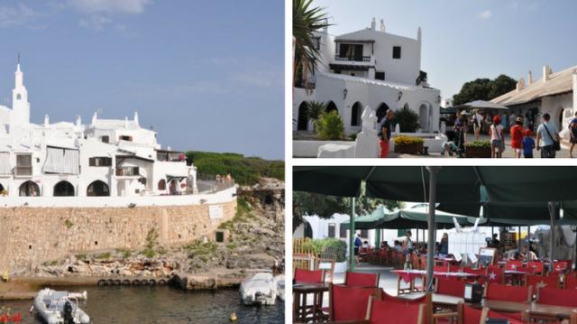 Binibeca Vell Menorca