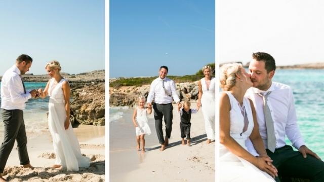 trouwen Menorca