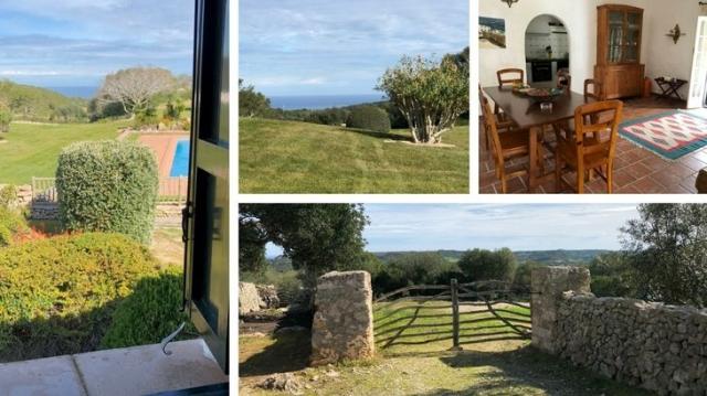 finca Menorca te huur vakantiehuis